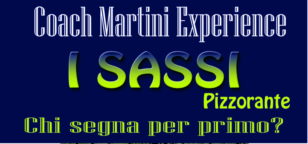 La Coach Martini Experience premia il più veloce giocatore a segnare, 2° appuntamento.