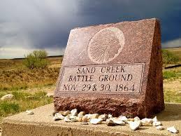 Sand Creek, la vergogna  dell' uomo bianco