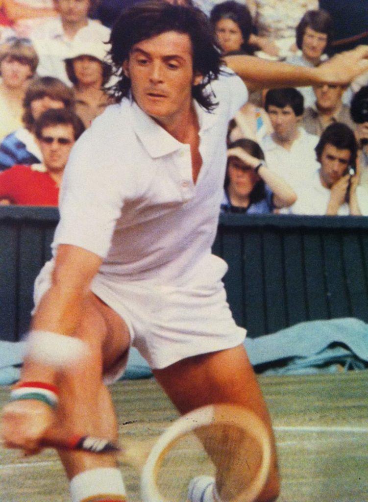 Pat Duprè, un nome che per il tennis italiano divenne un incubo