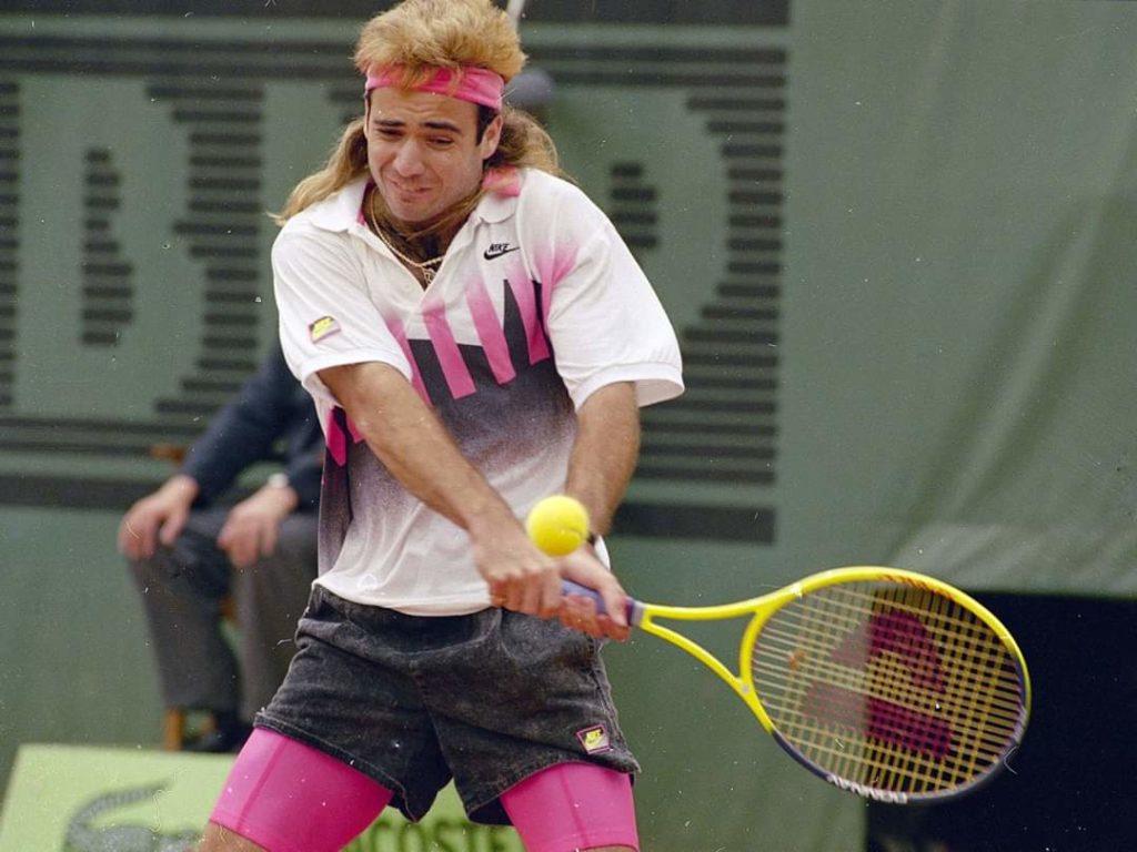 Andrè Agassi, quando il tennis diventò hippy e rivoluzionario