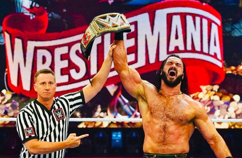 Wrestlemania XXXVI: Brock Lesnar vs Drew Mcintyre, in palio il titolo WWE