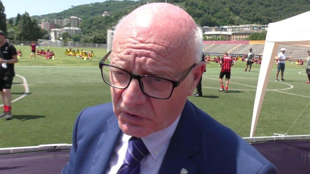 Intervista a Giulio Ivaldi, presidente federale in Liguria