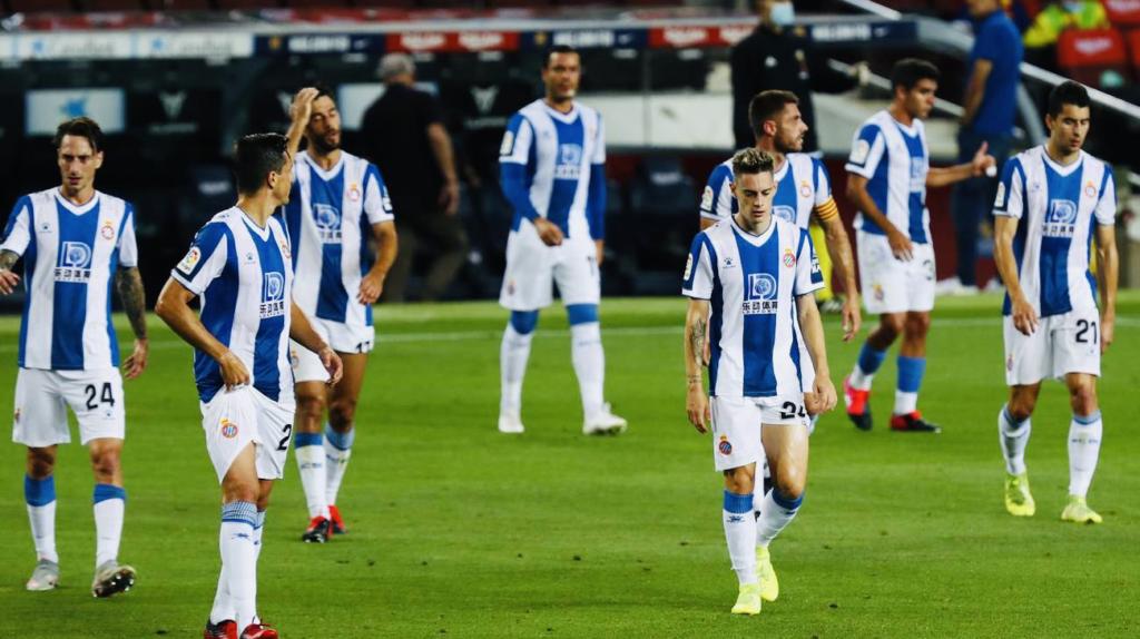 Espanyol: la resa dopo 27 anni consecutivi di Liga