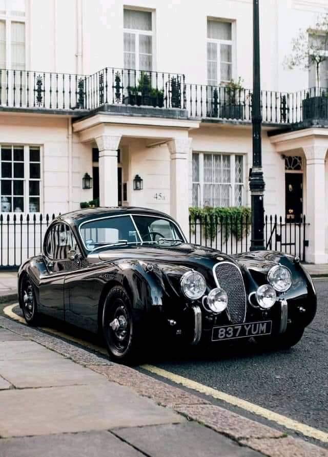 Jaguar XK120 (1948-1954)