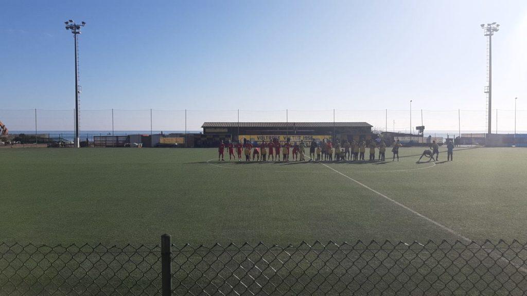 La partita del sabato, Prima Categoria Ligure Girone B