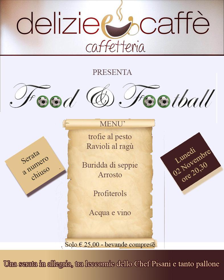 Food & Football