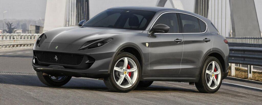 Ferrari, il SUV nel 2022?