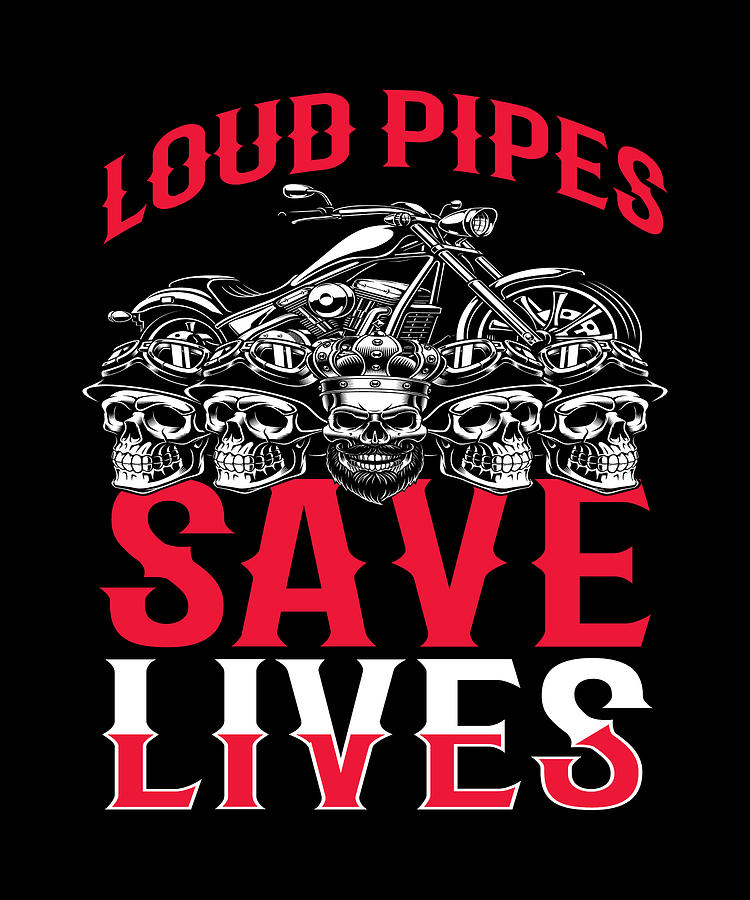 Loud Pipes Save Lives: firmato Harley Davidson