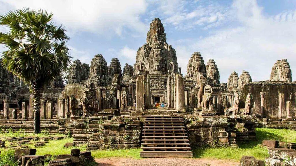 Angkor, città del passato