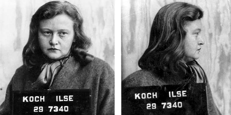 Ilse Koch, la iena di Buchenwald