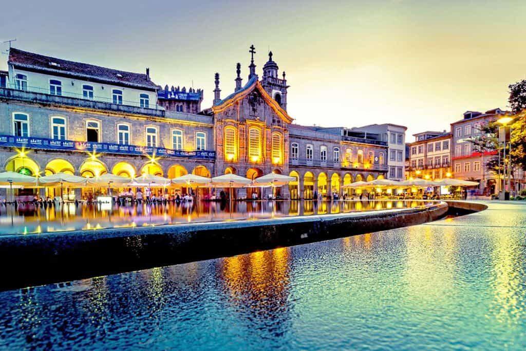 Braga, perla del Portogallo