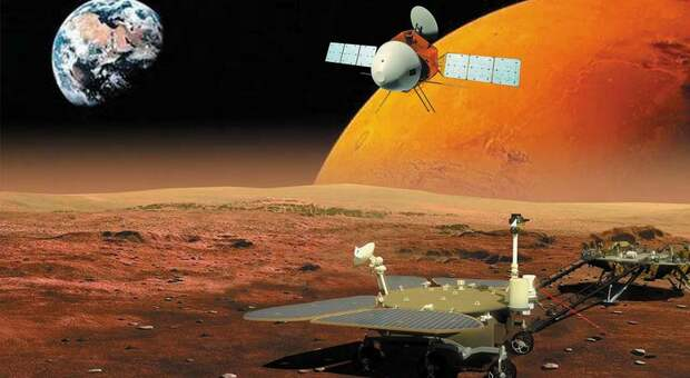 Cina, dopo la luna, Marte