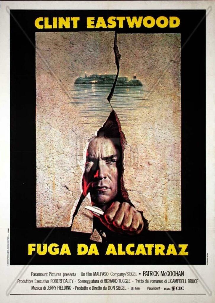 Fuga da Alcatraz, recensione