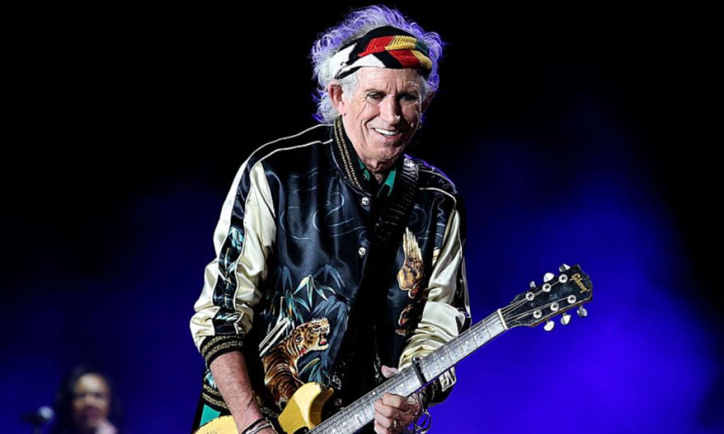 Le 9 vite di Keith Richards