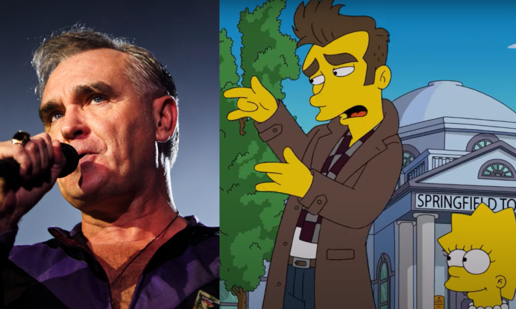 Morrissey vs Simpson