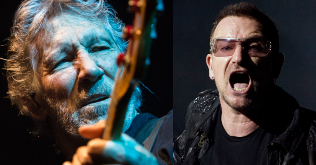 Waters vs Bono Pink Floyd e U2 non se le mandano a dire