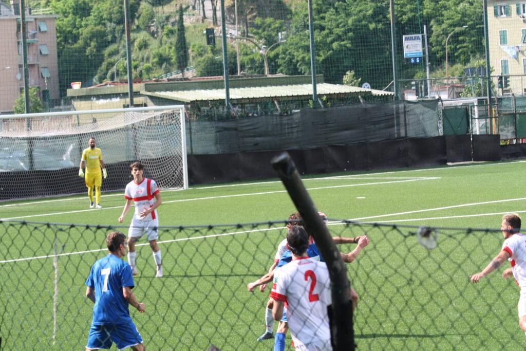 Fotostory di Ligorna- Genova Calcio (secondo tempo)