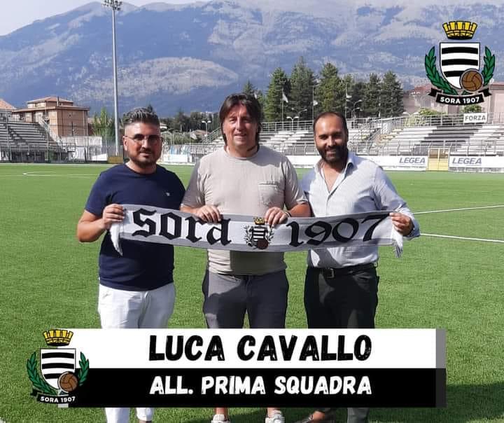 Luca Cavallo, un mr. in trasferta