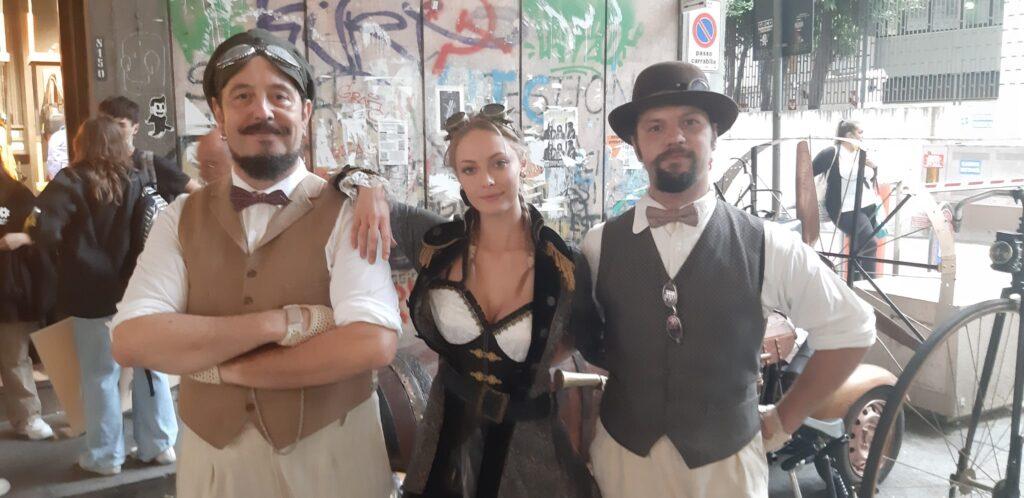 """La Compagnia """"Il Talento"""" a Genova"""